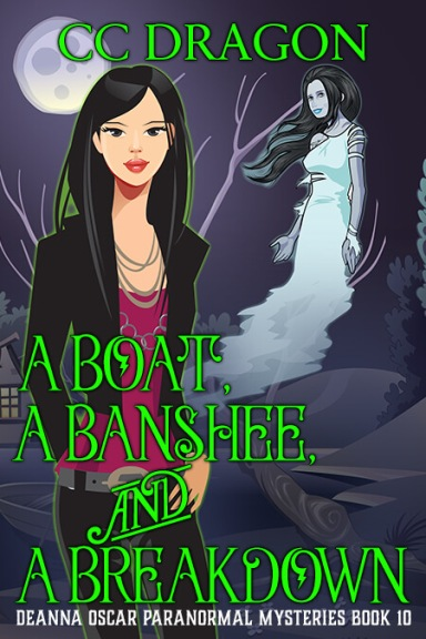 A Boat, a Banshee, and a Breakdown Ebook Cover Web Size